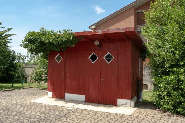 Villa in vendita a Alessandria, Cascinagrossa, Con giardino, 100 mq - Foto 11