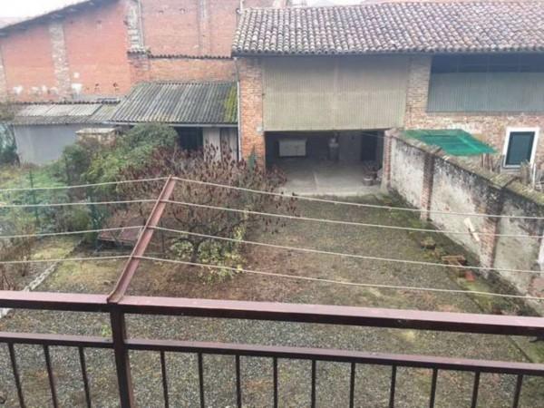 Villetta a schiera in vendita a Alessandria, Cantalupo, Con giardino, 120 mq - Foto 5