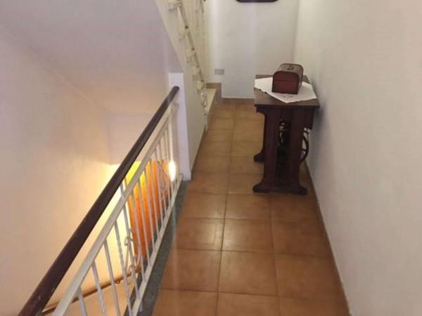 Villetta a schiera in vendita a Alessandria, Cantalupo, Con giardino, 120 mq - Foto 2