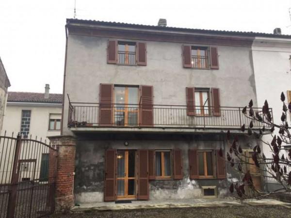 Villetta a schiera in vendita a Alessandria, Cantalupo, Con giardino, 120 mq