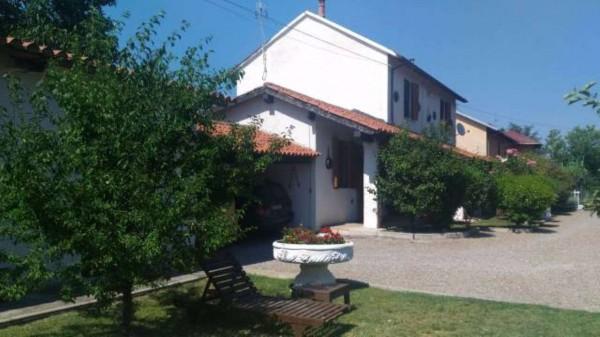 Rustico/Casale in vendita a Alessandria, Pollastra, Con giardino, 160 mq