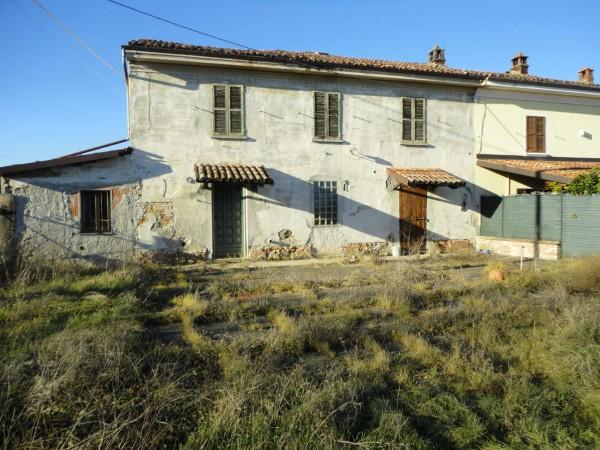 Casa indipendente in vendita a Casal Cermelli, Portanova, Con giardino, 140 mq - Foto 1