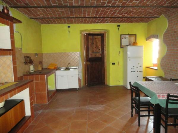 Casa indipendente in vendita a Casal Cermelli, Portanova, Con giardino, 140 mq - Foto 7