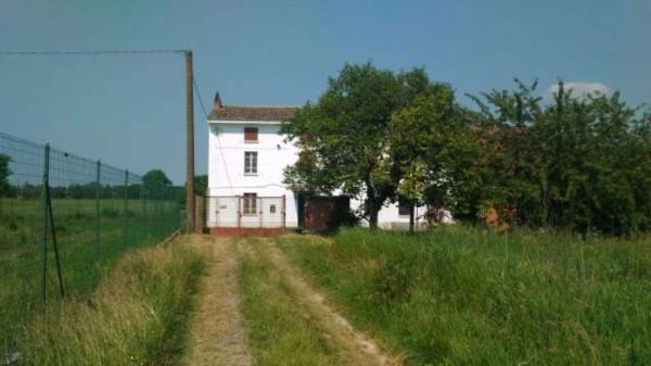 Rustico/Casale in vendita a Casal Cermelli, Con giardino, 140 mq - Foto 2