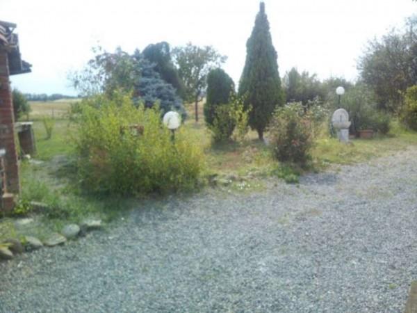 Rustico/Casale in vendita a Casal Cermelli, Con giardino, 200 mq