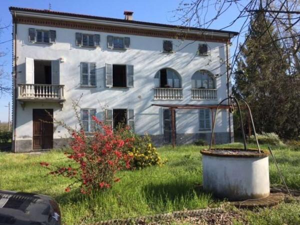 Casa indipendente in vendita a Cassine, Gavonata, Con giardino, 400 mq - Foto 16