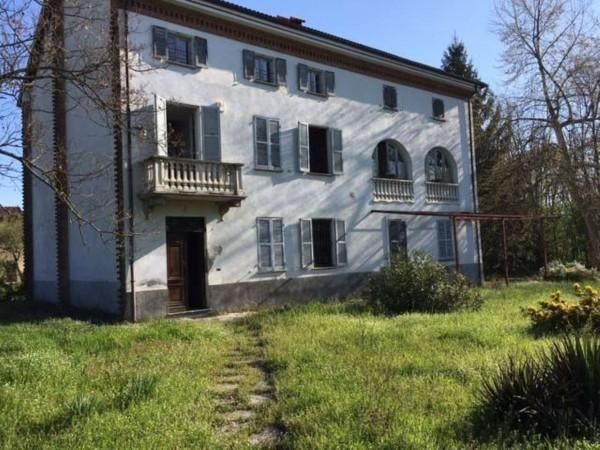 Casa indipendente in vendita a Cassine, Gavonata, Con giardino, 400 mq - Foto 1