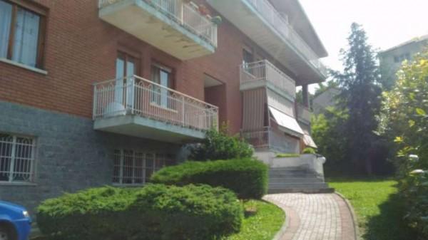 Appartamento in vendita a Castelletto Monferrato, Con giardino, 140 mq