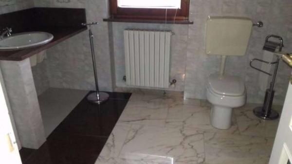 Villa in vendita a Castelletto Monferrato, Con giardino, 300 mq - Foto 4