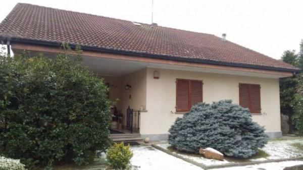 Villa in vendita a Castelletto Monferrato, Con giardino, 300 mq - Foto 1