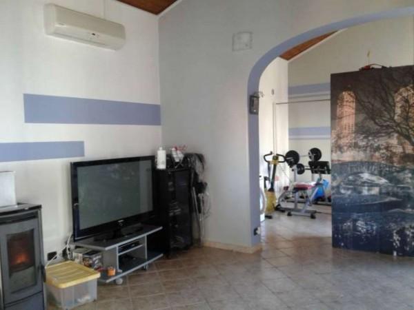 Casa indipendente in vendita a Montecastello, Con giardino, 220 mq - Foto 18