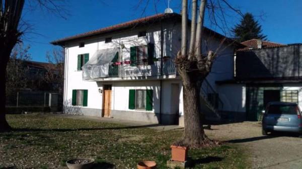 Casa indipendente in vendita a Oviglio, Con giardino, 180 mq - Foto 1