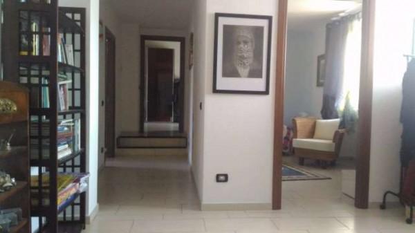 Villetta a schiera in vendita a Oviglio, Regione Boschi, Con giardino, 220 mq - Foto 5