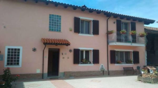 Villetta a schiera in vendita a Oviglio, Regione Boschi, Con giardino, 220 mq - Foto 18