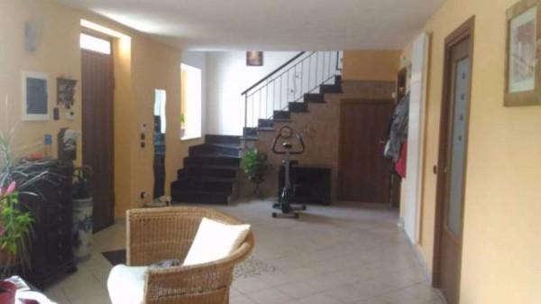 Villetta a schiera in vendita a Oviglio, Regione Boschi, Con giardino, 220 mq - Foto 12