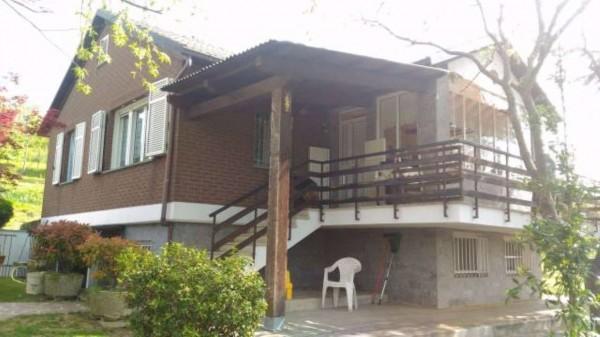 Villa in vendita a Pecetto di Valenza, Con giardino, 140 mq