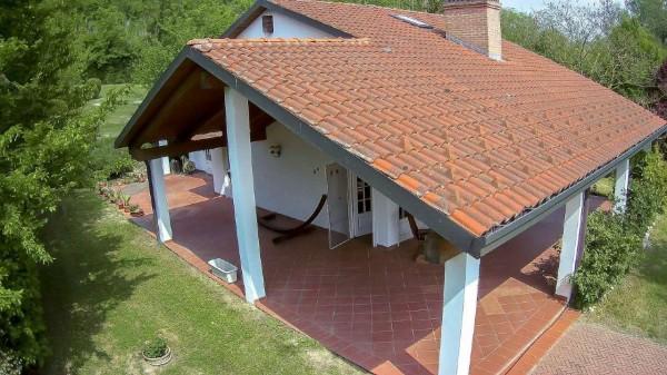 Villa in vendita a Pietra Marazzi, Con giardino, 110 mq