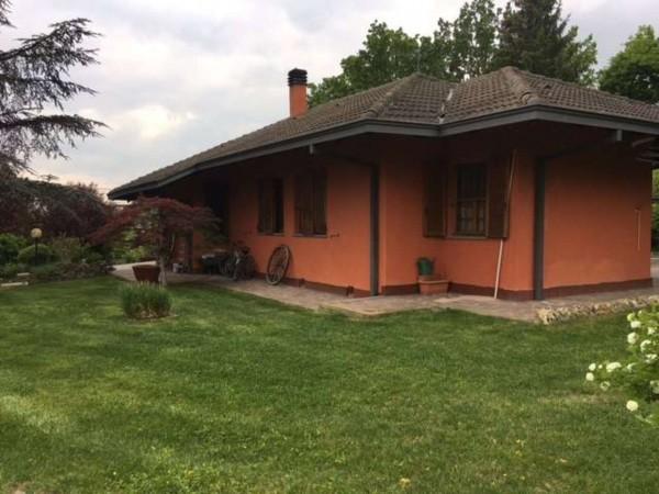 Villa in vendita a Pietra Marazzi, Con giardino, 200 mq - Foto 11