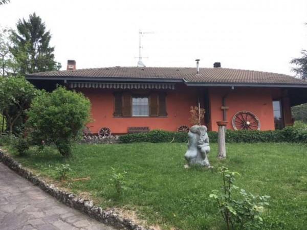 Villa in vendita a Pietra Marazzi, Con giardino, 200 mq - Foto 5