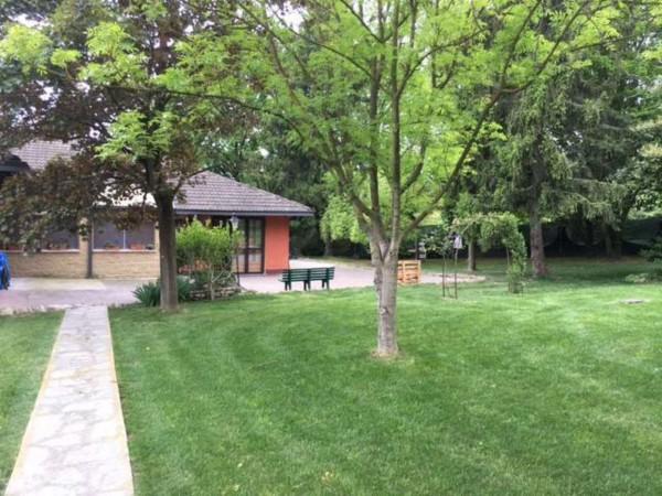 Villa in vendita a Pietra Marazzi, Con giardino, 200 mq - Foto 15
