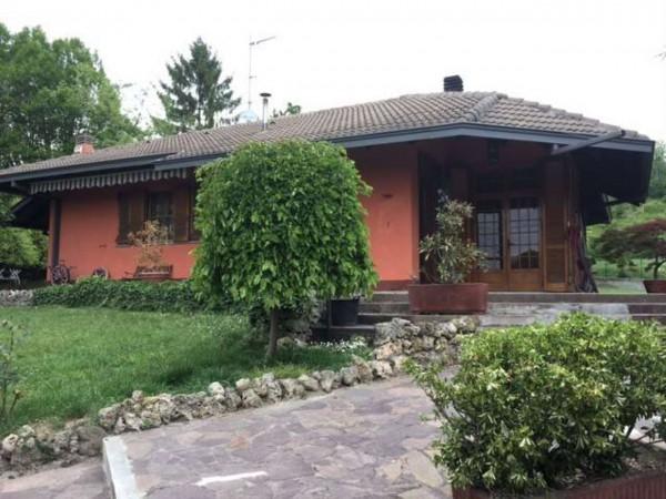 Villa in vendita a Pietra Marazzi, Con giardino, 200 mq