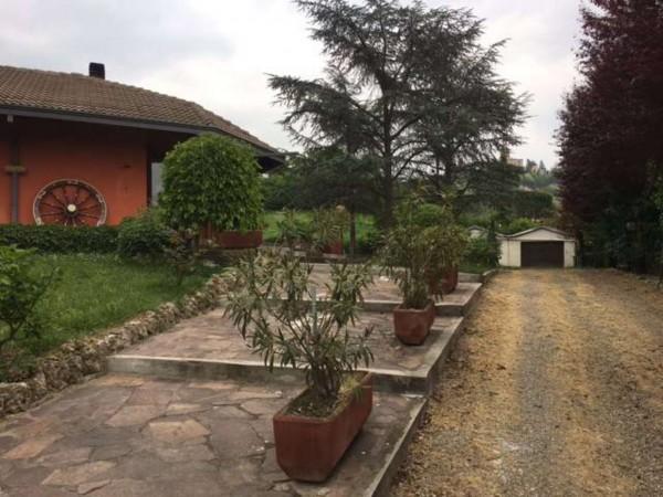 Villa in vendita a Pietra Marazzi, Con giardino, 200 mq - Foto 6