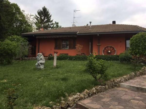 Villa in vendita a Pietra Marazzi, Con giardino, 200 mq - Foto 8