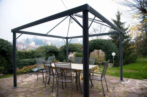 Villa in vendita a Pietra Marazzi, Pavone, Con giardino, 300 mq - Foto 11