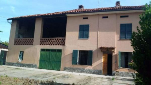 Casa indipendente in vendita a Quargnento, Con giardino, 140 mq