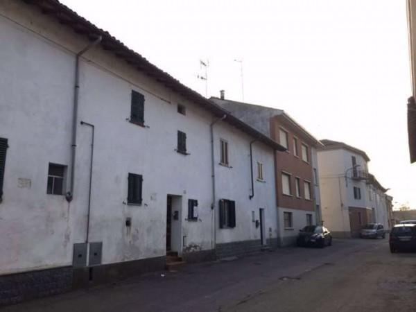 Villa in vendita a Solero, Con giardino, 140 mq