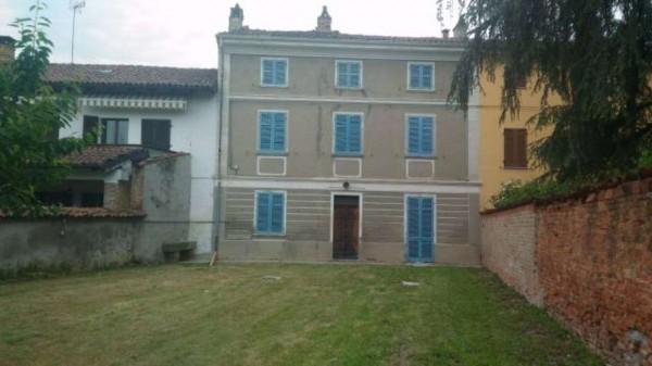 Casa indipendente in vendita a Solero, Con giardino, 120 mq