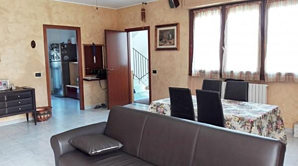 Casa indipendente in vendita a Desio, San Giorgio, Con giardino, 178 mq