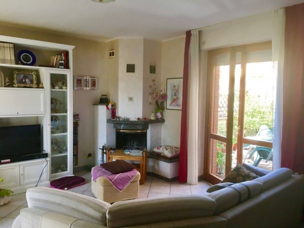 Appartamento in vendita a Città di Castello, Riosecco, Con giardino, 90 mq
