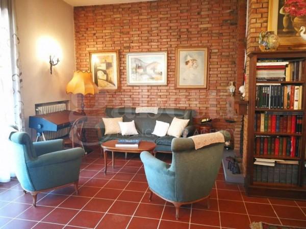 Villa in vendita a Greve in Chianti, San Polo In Chianti, Con giardino, 150 mq - Foto 18