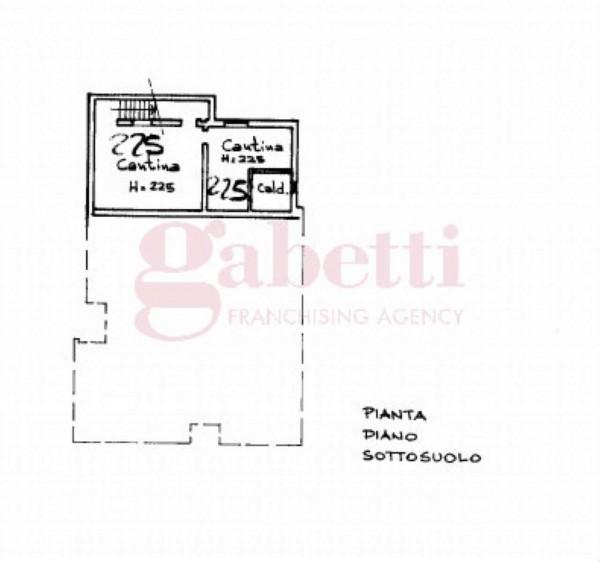 Villa in vendita a Greve in Chianti, San Polo In Chianti, Con giardino, 150 mq - Foto 2