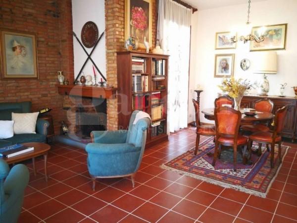 Villa in vendita a Greve in Chianti, San Polo In Chianti, Con giardino, 150 mq - Foto 19