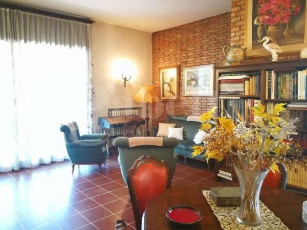 Villa in vendita a Greve in Chianti, San Polo In Chianti, Con giardino, 150 mq - Foto 17