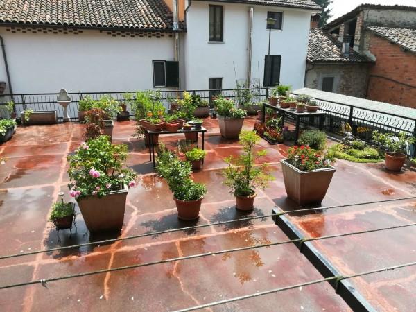 Appartamento in vendita a Rocca de' Baldi, Centro, 190 mq - Foto 12
