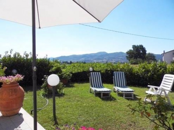 Villetta a schiera in vendita a Città di Castello, Titta, Con giardino, 150 mq - Foto 4