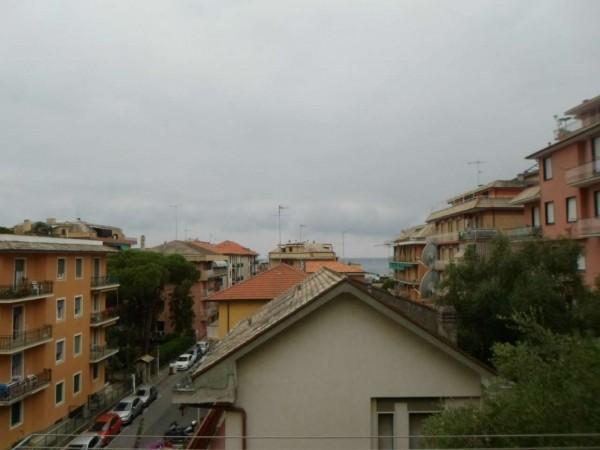 Appartamento in vendita a Lavagna, Arenelle, 80 mq
