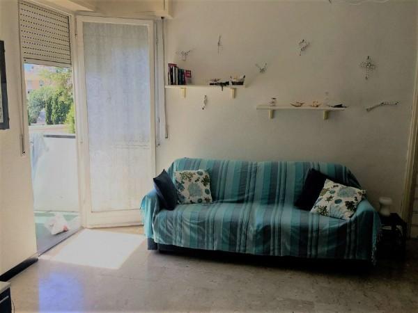 Appartamento in affitto a Rapallo, Centrale, Arredato, 40 mq
