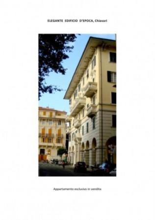 Appartamento in vendita a Chiavari, Centro, 140 mq - Foto 17