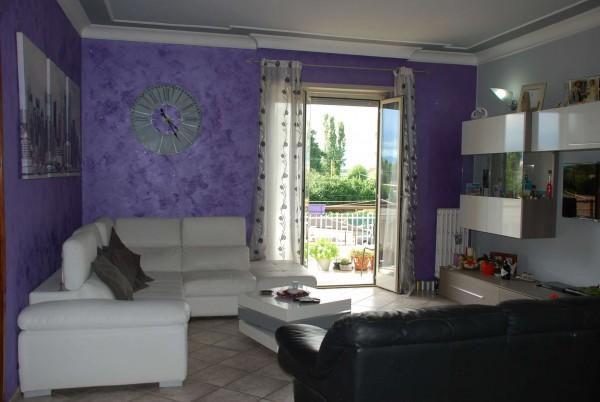 Appartamento in vendita a Vinovo, Garino, Con giardino, 110 mq