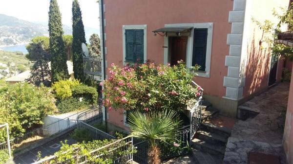 Appartamento in vendita a Rapallo, San Michele Di Pagana, Con giardino, 125 mq - Foto 30