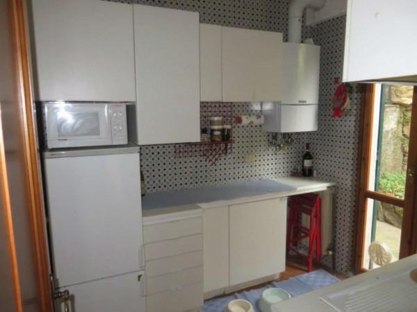 Appartamento in vendita a Rapallo, San Michele Di Pagana, Con giardino, 125 mq - Foto 16