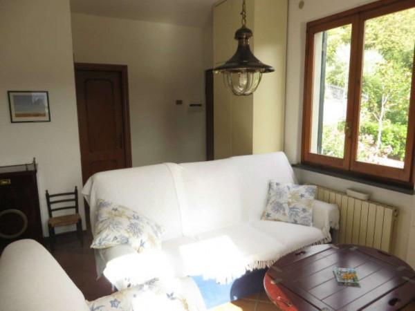 Appartamento in vendita a Rapallo, San Michele Di Pagana, Con giardino, 125 mq - Foto 20