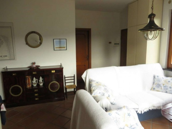 Appartamento in vendita a Rapallo, San Michele Di Pagana, Con giardino, 125 mq - Foto 25