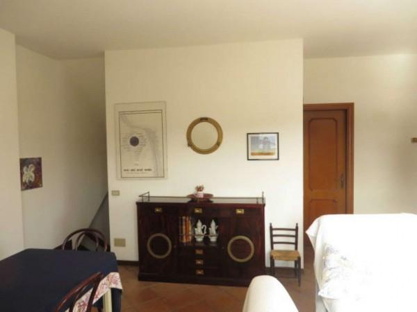 Appartamento in vendita a Rapallo, San Michele Di Pagana, Con giardino, 125 mq - Foto 21