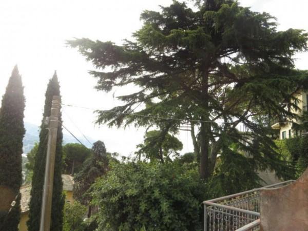 Appartamento in vendita a Rapallo, San Michele Di Pagana, Con giardino, 125 mq - Foto 27