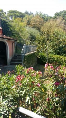 Appartamento in vendita a Rapallo, San Michele Di Pagana, Con giardino, 125 mq - Foto 31